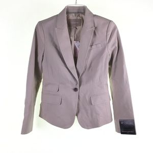 Banana Republic Tan Blazer T1316373